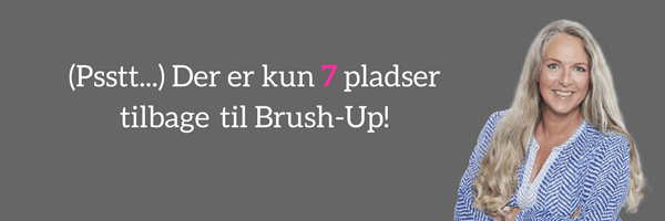 Ses vi til GRATIS BRUSH-UP på Hurtiglæsning?